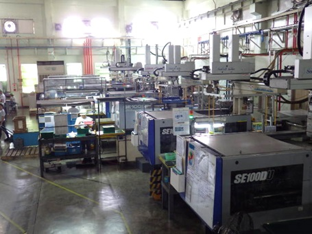 Medium Molding Machine