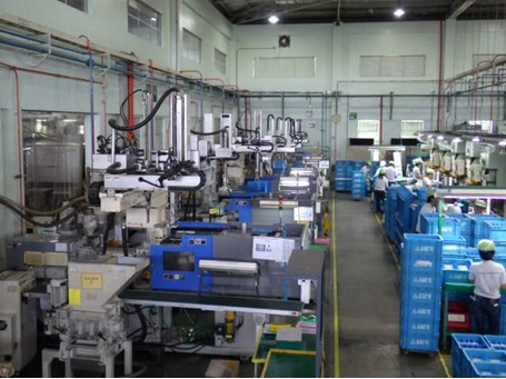 Small Molding Machine